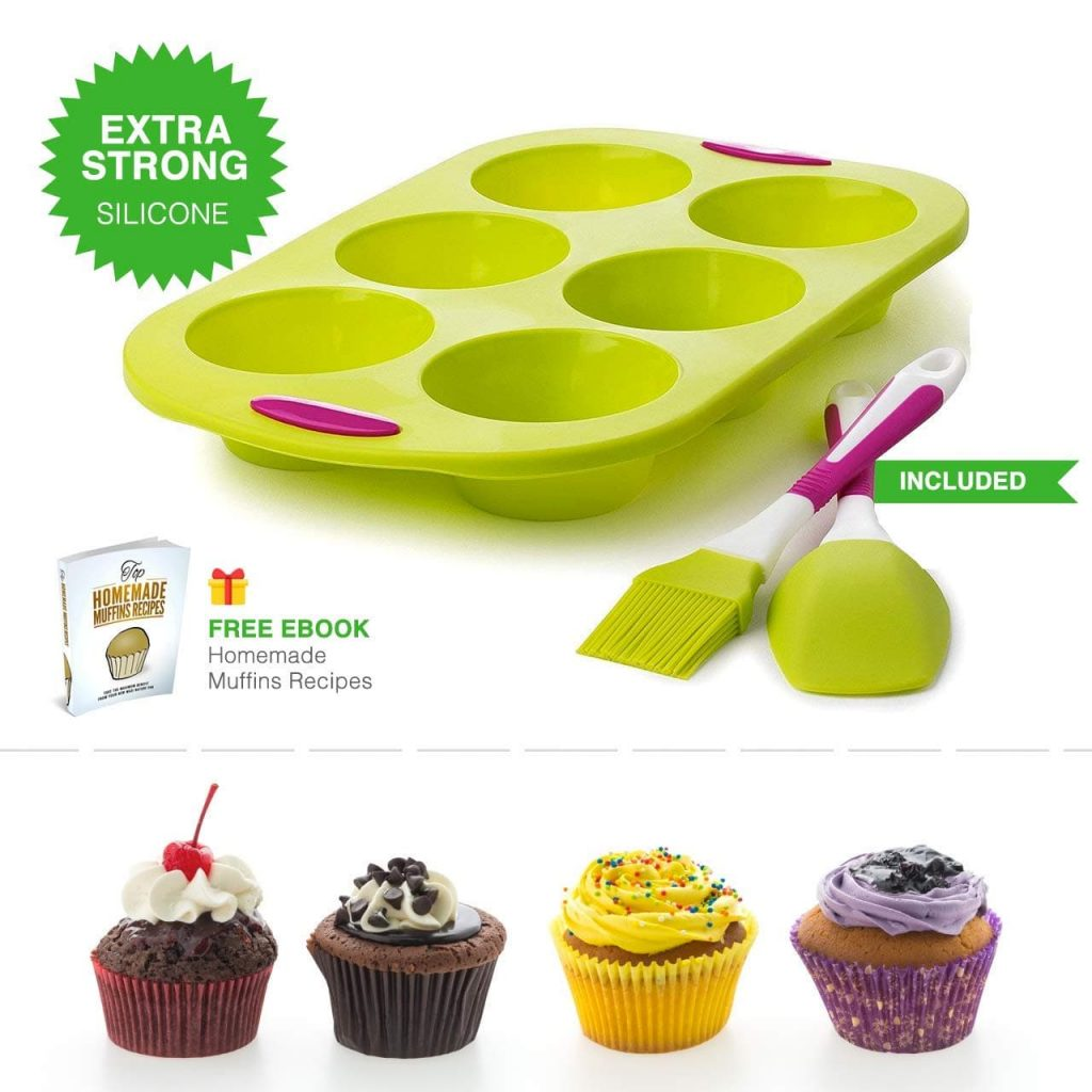 molde 6 muffins